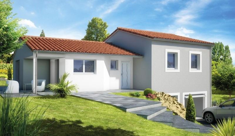 Maison  4 pièces + Terrain 2000 m² Vernines par ELAN AUVERGNE