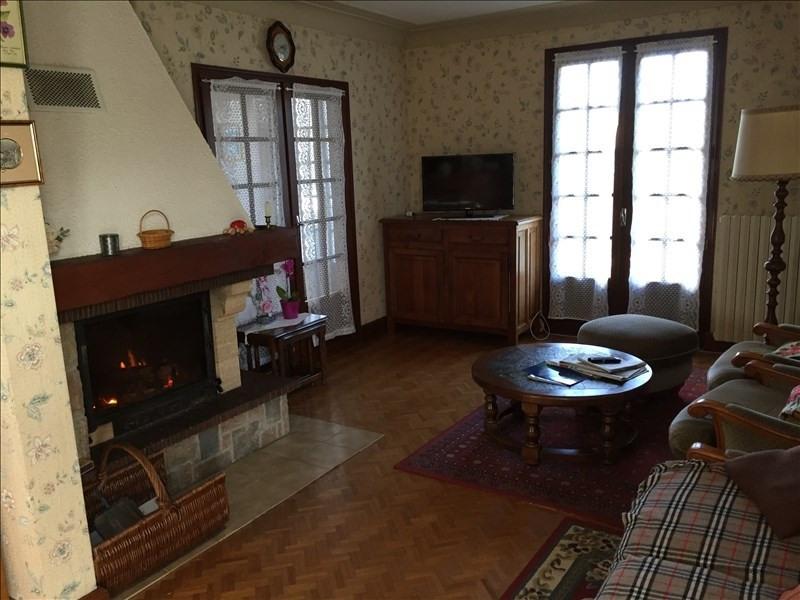Venta  casa La villedieu du clain 176500€ - Fotografía 5