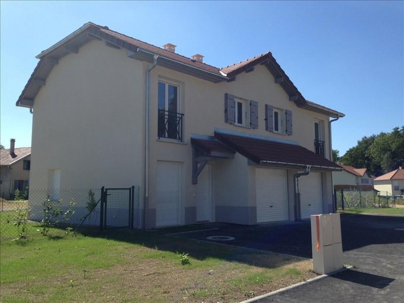 Vente maison / villa St genis pouilly 355000€ - Photo 7