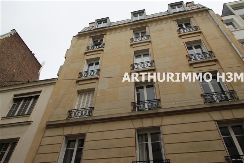 Vente appartement Paris 11ème 208650€ - Photo 1