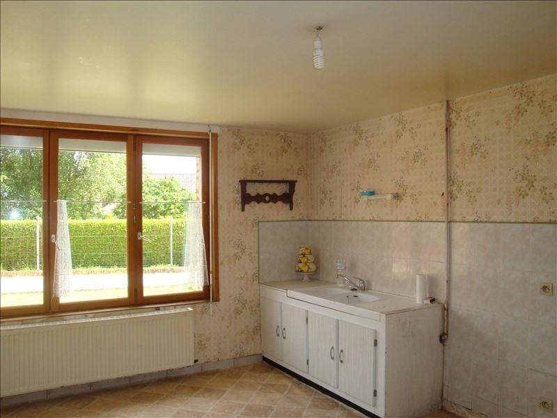 Vente maison / villa Bienvillers au bois 93000€ - Photo 2