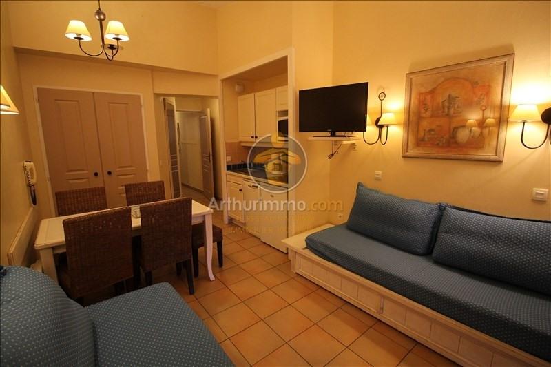 Sale apartment Grimaud 135000€ - Picture 2