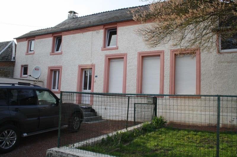 Vente maison / villa Avesnes sur helpe 132100€ - Photo 1