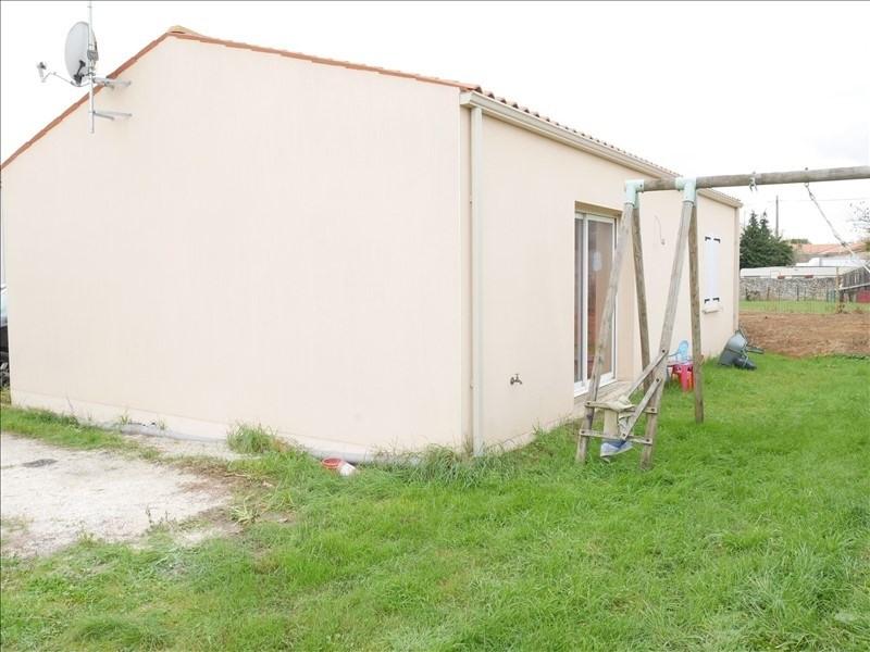 Vente maison / villa Le thou 129900€ - Photo 3