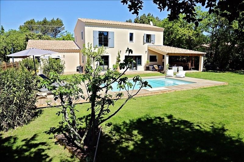 Vente de prestige maison / villa Carpentras 660000€ - Photo 4