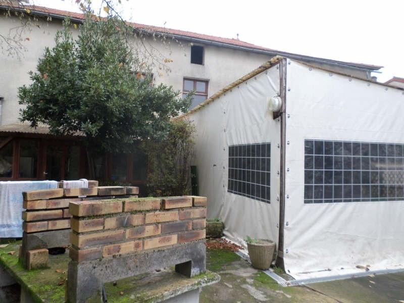 Vente maison / villa Lussac les chateaux 117000€ - Photo 1