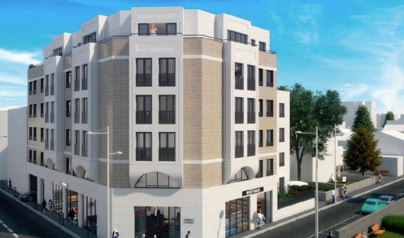 vente appartement 2 pi ce s bois colombes 45 m avec 1 chambre 310 000 euros les agents. Black Bedroom Furniture Sets. Home Design Ideas