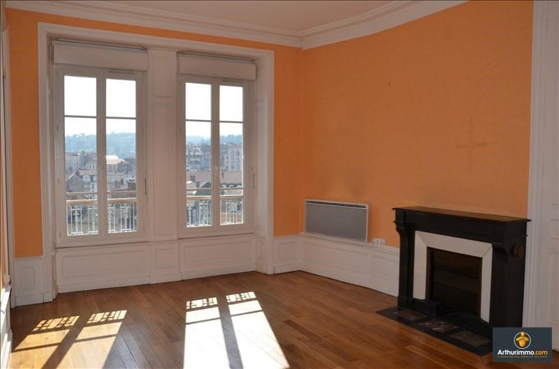 Sale apartment Annonay 66 000€ - Picture 2