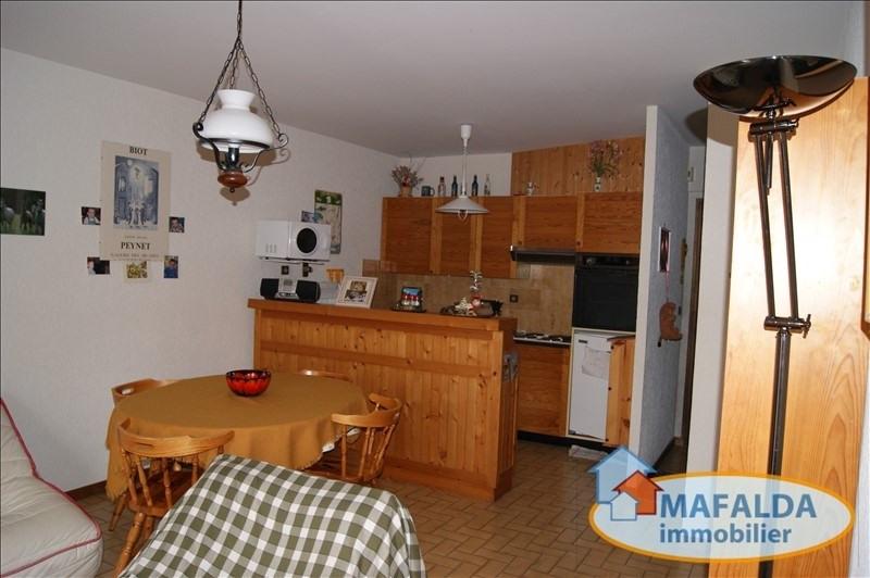 Sale apartment Mont saxonnex 99900€ - Picture 2