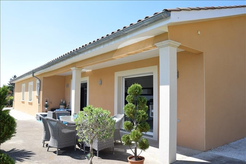 Sale house / villa Arnas 439000€ - Picture 2