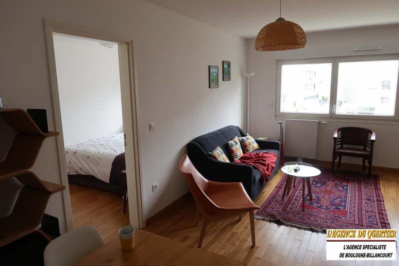 Location appartement Boulogne billancourt 1500€ CC - Photo 2