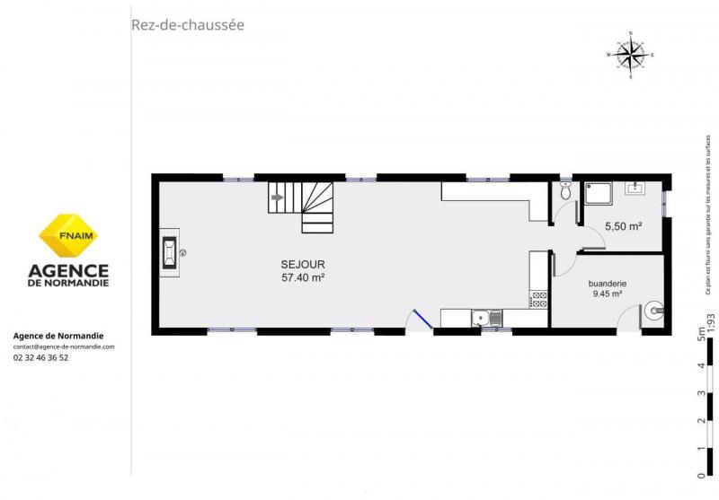 Vente maison / villa Montreuil-l'argille 149000€ - Photo 6