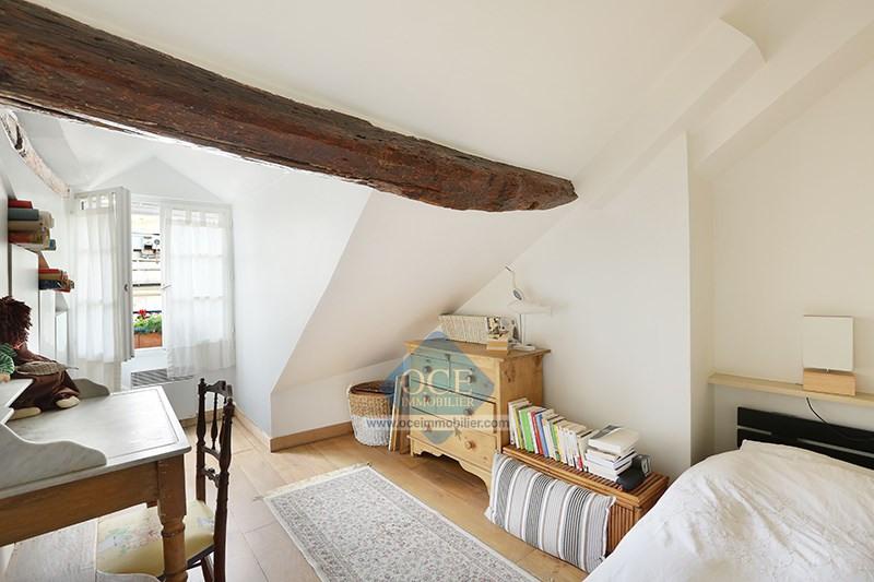Deluxe sale apartment Paris 3ème 1090000€ - Picture 4