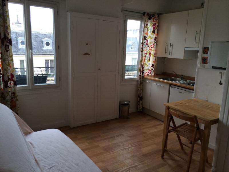 Alquiler  apartamento Paris 10ème 650€ CC - Fotografía 2