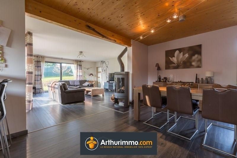 Sale house / villa Les avenieres 357075€ - Picture 6