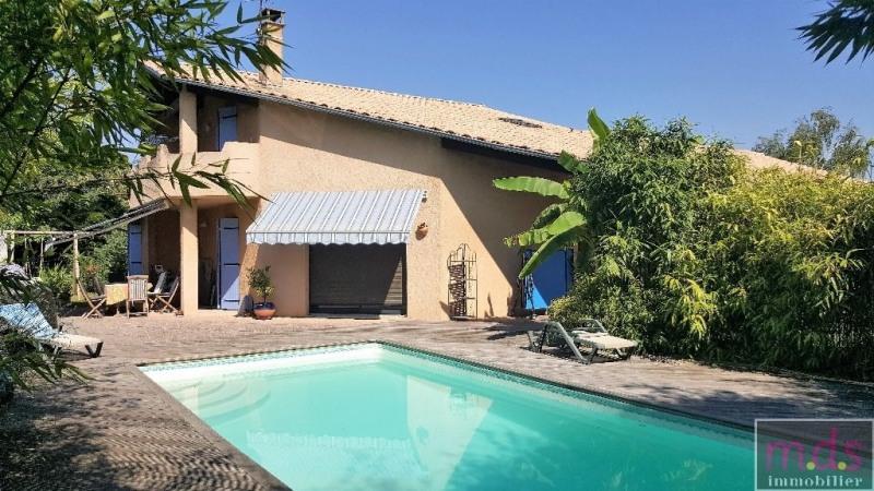 Deluxe sale house / villa Castelmaurou 495000€ - Picture 1