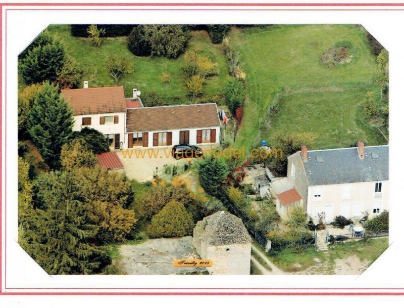 Life annuity house / villa Trevilly 25000€ - Picture 1