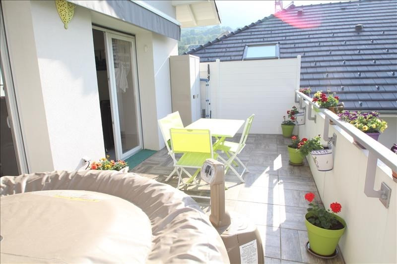 Vente appartement St jeoire prieure 229 000€ - Photo 2
