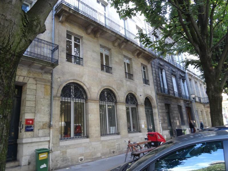 Location bureau Bordeaux 1801€ CC - Photo 1