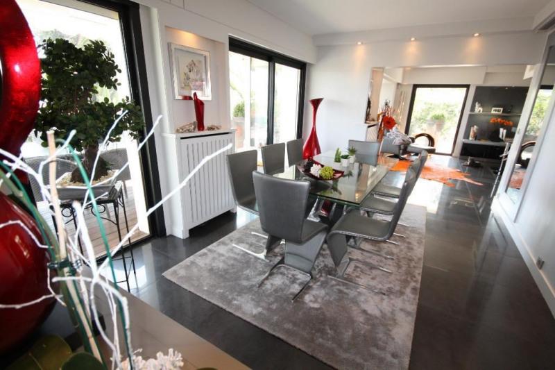 Vente de prestige appartement Le golfe juan 2495000€ - Photo 4