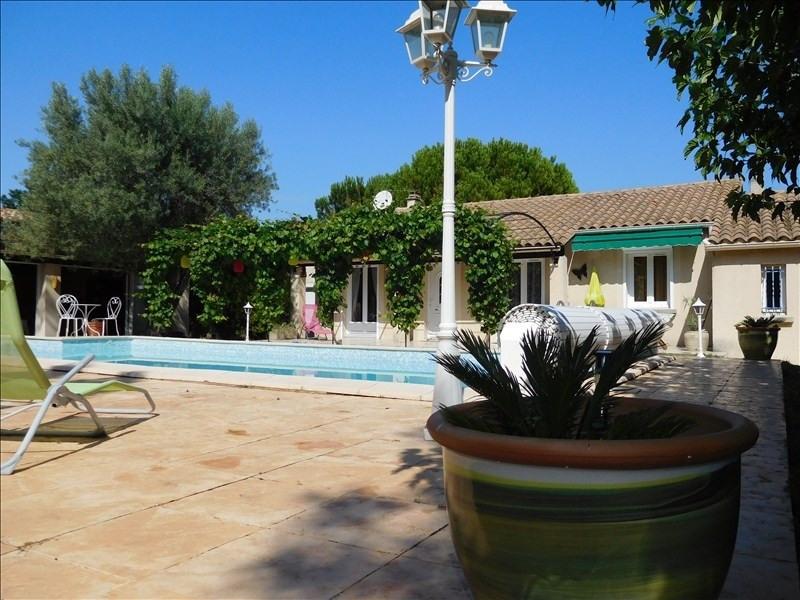 Vendita casa Mazan 369000€ - Fotografia 1