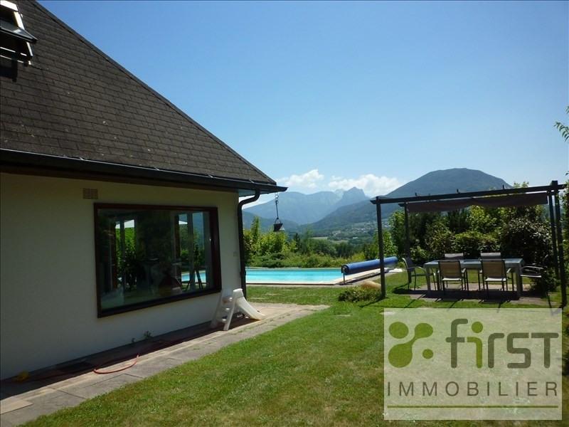 Vente de prestige maison / villa Argonay 850000€ - Photo 3