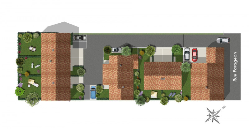 New home sale program Rousset  - Picture 3