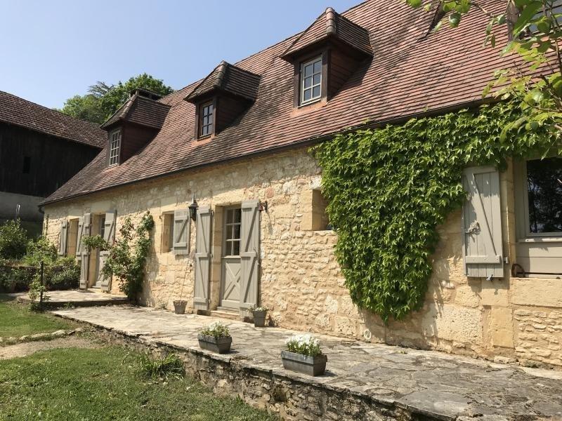 Sale house / villa St cirq 339000€ - Picture 1