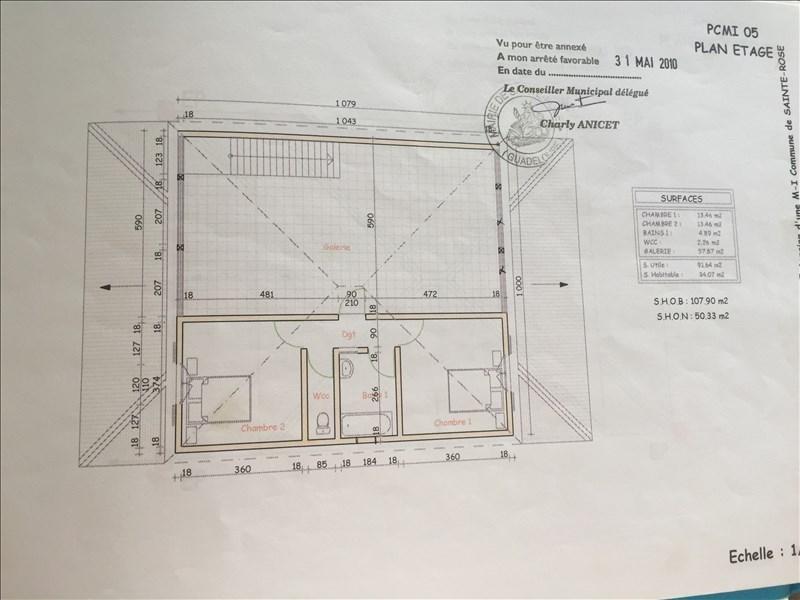 Vente appartement Ste rose 139000€ - Photo 3