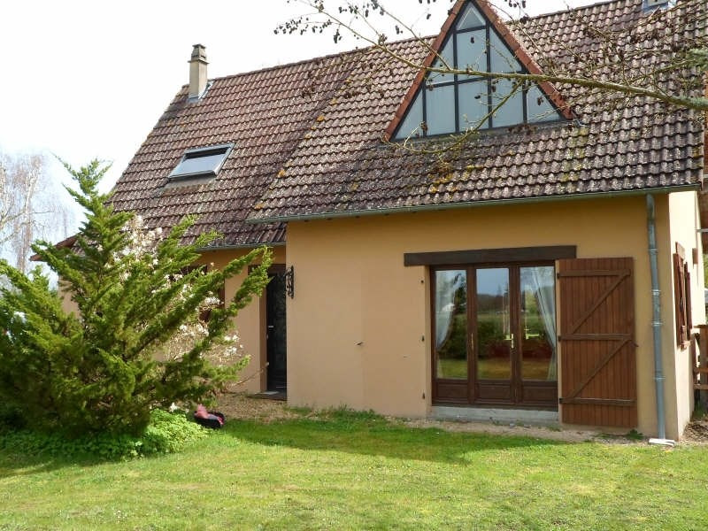 Sale house / villa Gy en sologne 153700€ - Picture 2
