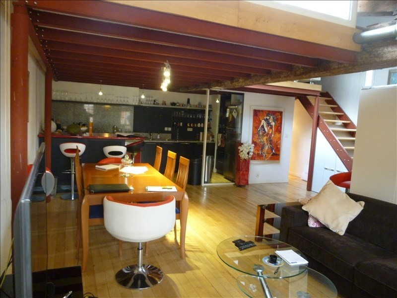 Sale apartment Toulouse 369 500€ - Picture 1