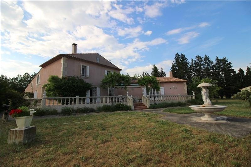 Vente de prestige maison / villa L isle sur la sorgue 788000€ - Photo 1