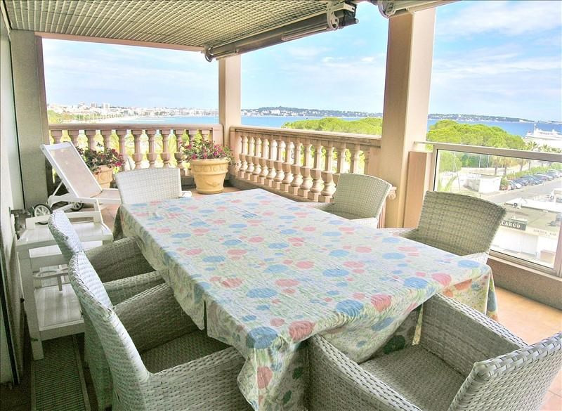 Vente de prestige appartement Le golfe juan 795 000€ - Photo 2