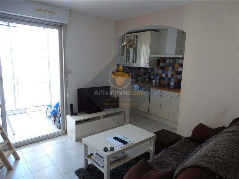 Sale apartment Sete 124 000€ - Picture 1