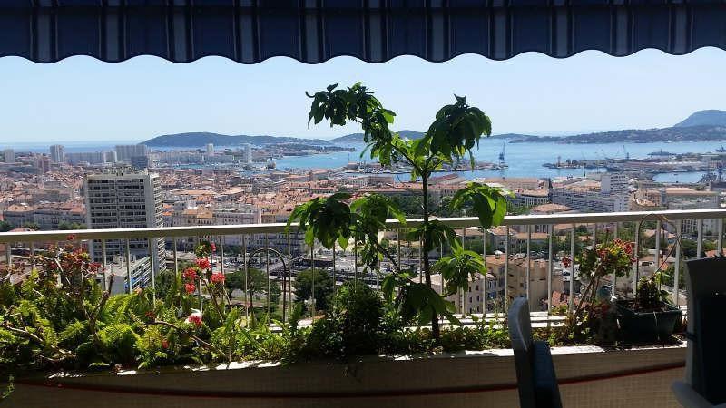 Vente appartement Toulon 390000€ - Photo 1