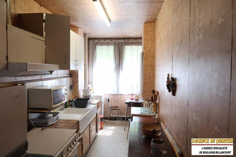 Venta  apartamento Boulogne billancourt 414000€ - Fotografía 3