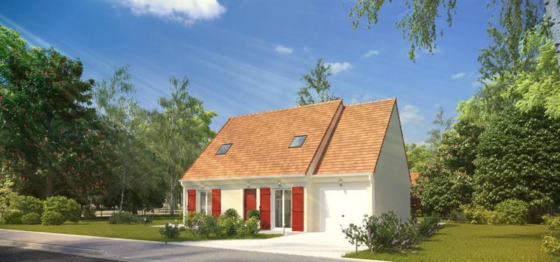 Maison  5 pièces + Terrain 2000 m² Saint-Vincent-sur-Oust par MAISONS PIERRE