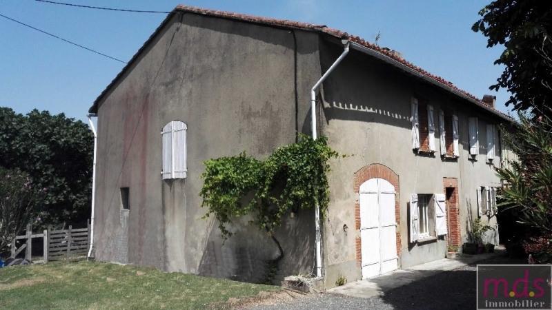 Vente maison / villa Verfeil 5 mn 169000€ - Photo 1