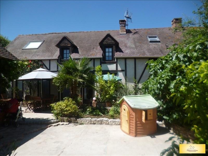 Vente maison / villa La villeneuve en chevrie 258000€ - Photo 4