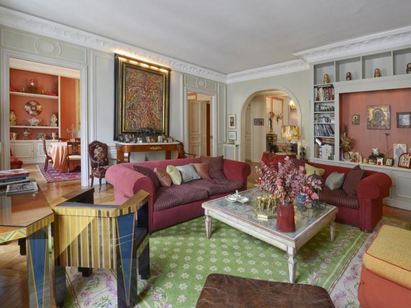 Престижная продажа квартирa Paris 17ème 3640000€ - Фото 11
