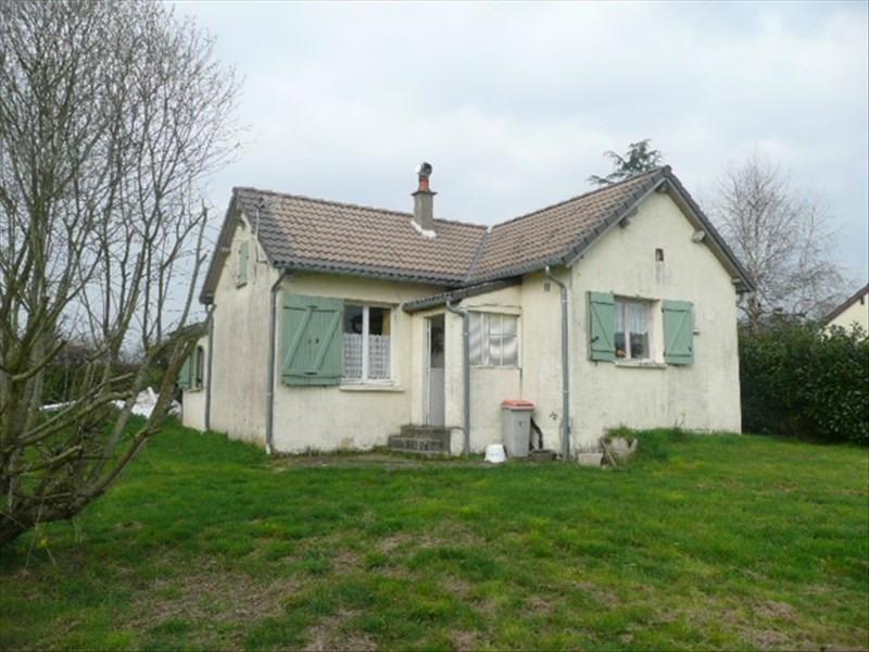 Sale house / villa Barlieu 67000€ - Picture 1