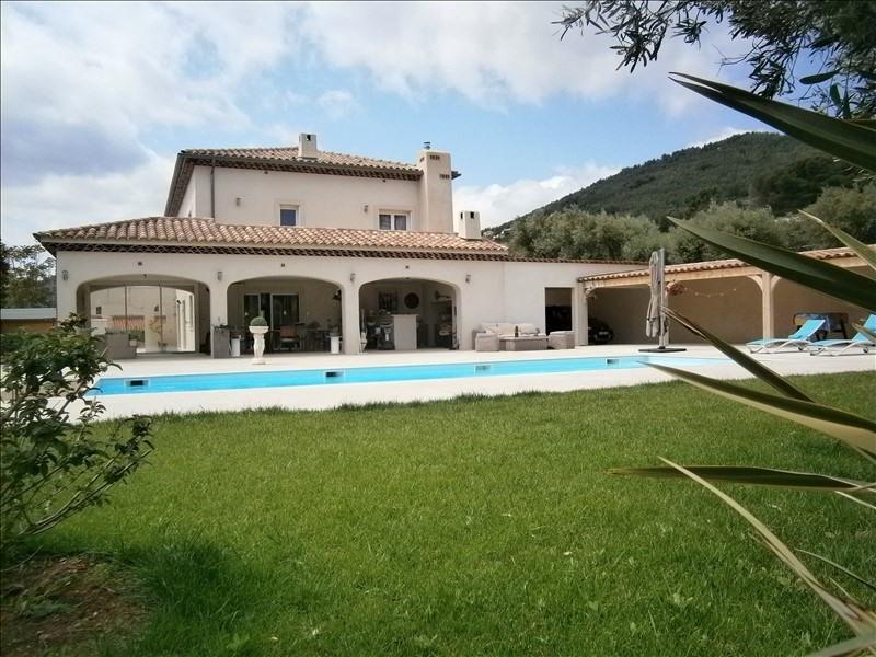 Revenda residencial de prestígio casa La valette du var 975000€ - Fotografia 3