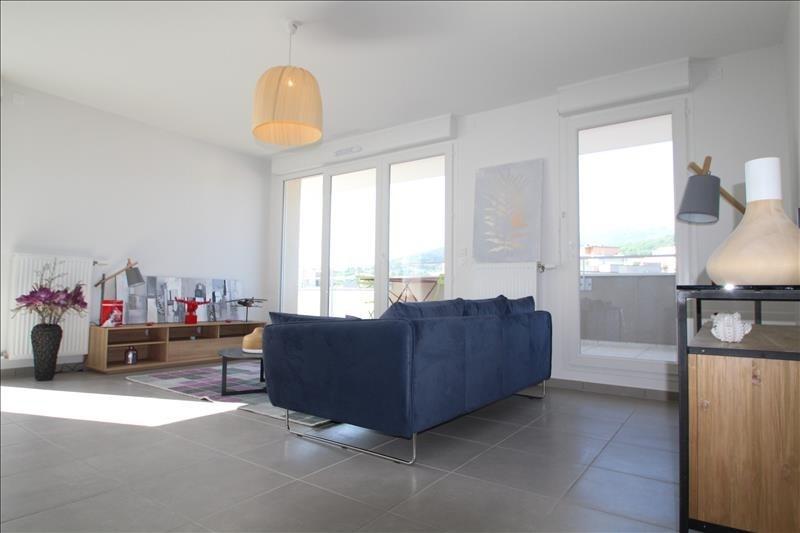 Vente appartement Barberaz 306000€ - Photo 3