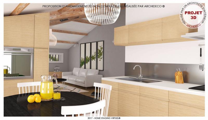 Vente appartement Entraigues sur la sorgue 117000€ - Photo 3