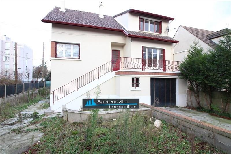 Sale house / villa Sartrouville 365000€ - Picture 1