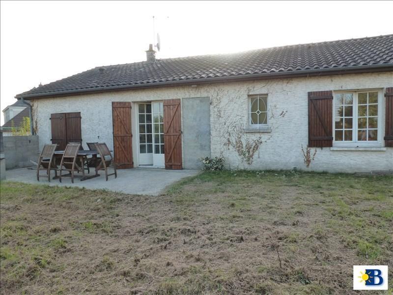 Vente maison / villa Leigne sur usseau 101650€ - Photo 1