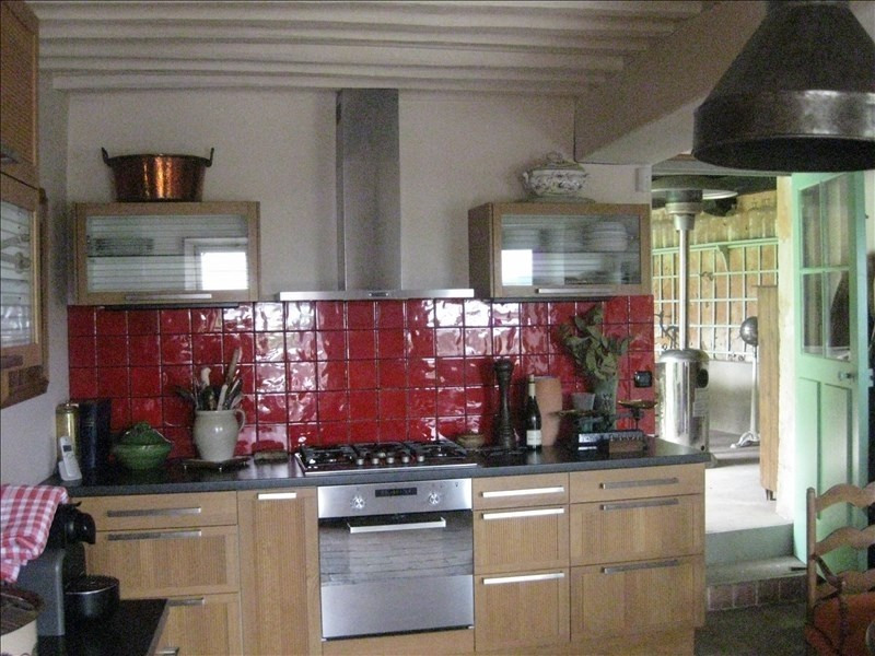 Sale house / villa La roche guyon 478000€ - Picture 10