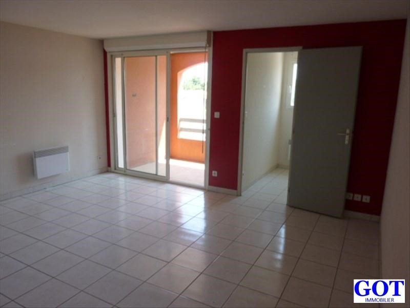 Location appartement Torreilles 470€ CC - Photo 1