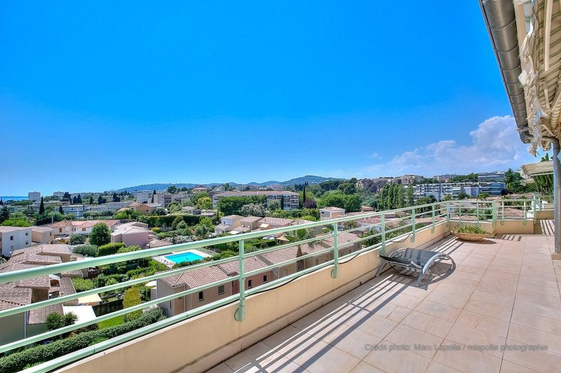 Deluxe sale apartment Antibes 895000€ - Picture 6