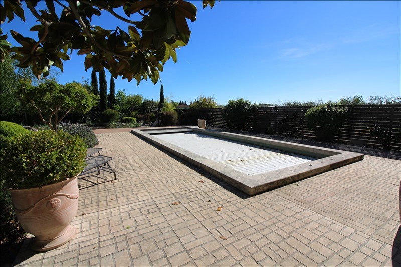Vente de prestige maison / villa Jonquieres 630000€ - Photo 2